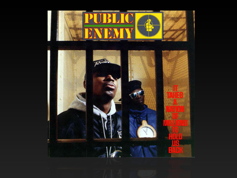 Chuck D's righteous indignation does the driving, but this boom-bap juggernaut is ignited by the aptly named Bomb Squad's sample-heavy, gloriously discordant rocket fuel. Download…