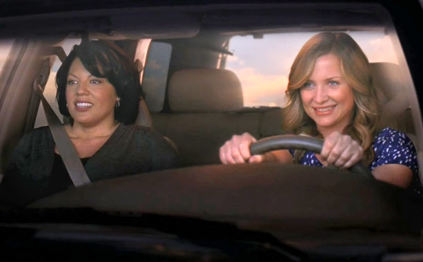 Grey's Anatomy   What happened before: Arizona had proposed to girlfriend Callie while driving to a B&B getaway, just as the pair were thrown into a horrific car…