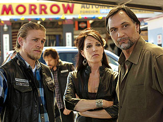 LIKEABLE VILLAINS SOA 's slew of shady characters bring life to a show about villainy