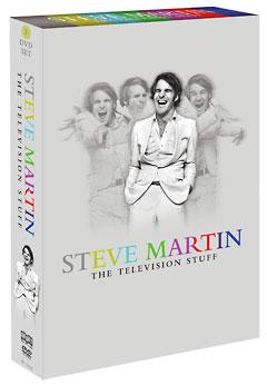STEVE MARTIN DVD