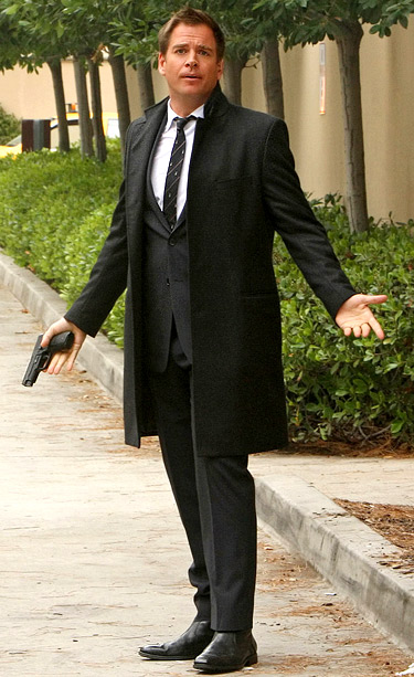 This pop culture-obsessed special agent adds a whole lot more than his observational expertise to a crime scene when he shows up looking so dapper.