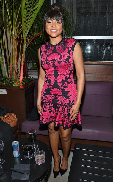 Taraji P. Henson at the Sundance Institute Alumni event at IFP week in New York City