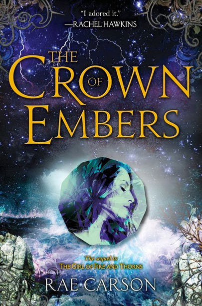 The Crown of Embers by Rae Carson In The Girl of Fire and Thorns , Elisa went from a self-conscious girl to a confident young…