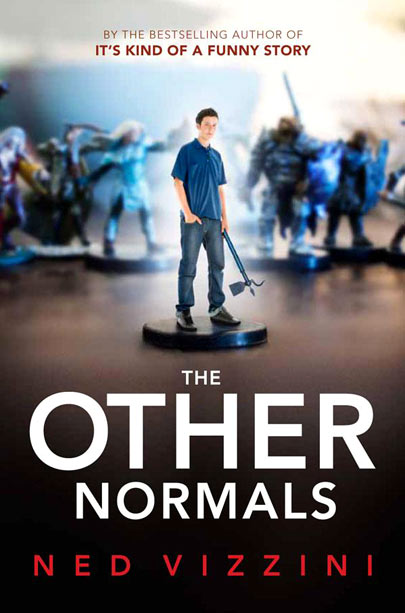 The Other Normals by Ned Vizzini Peregrine ''Perry'' Eckert's mastery of role-playing games comes in handy when he enters a fantasy realm inhabited by strange…