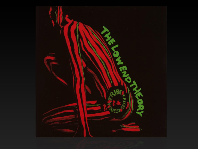 Stuffy-nose-Casanova Q-Tip and five-foot assassin Phife Dawg dug deep into their vinyl collections for a bouncy bebop response to gangsta rap. Download it: Amazon Download…