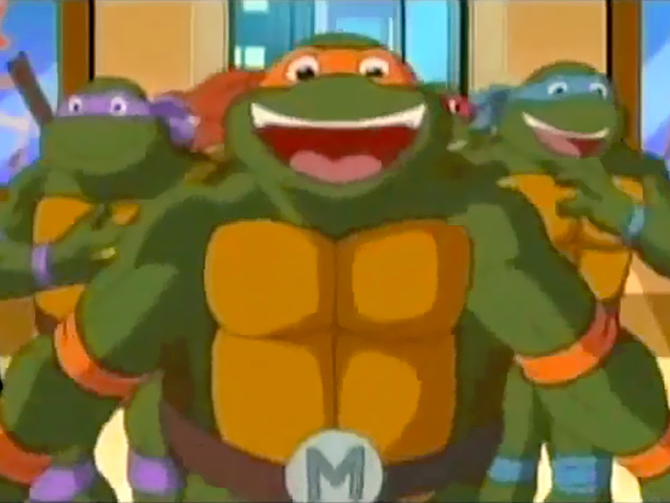 Teenage Mutant Ninja Turtles | 12. If you met a six-foot tall naked turtle-man carrying ninja weapons, you should be delighted and not terrified. That is all.