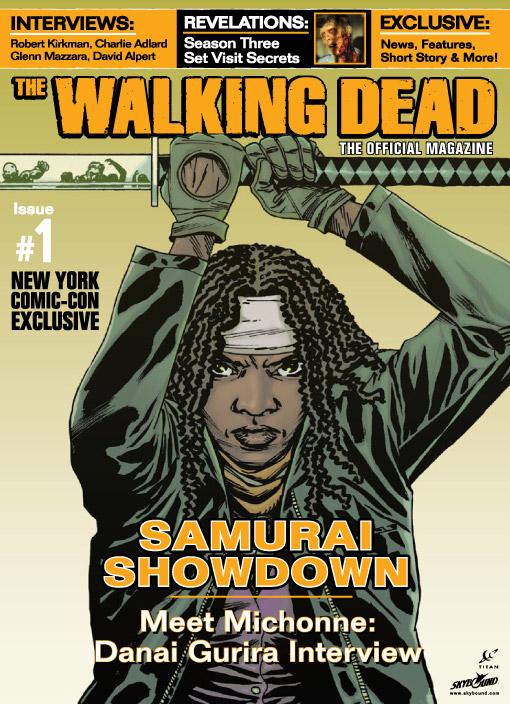 Walking Dead Magazine