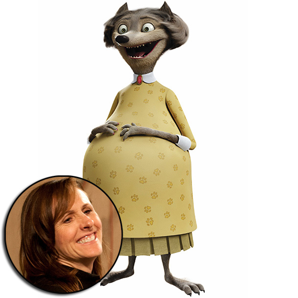 Hotel Transylvania | ''Wanda is always pregnant and she's just in love with her kids and so with Molly you see everything through the motherly point of view,…