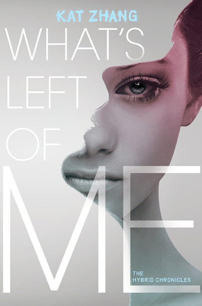 What's Left of Me by Kat Zhang Addie and Eva are two 16-year-old souls sharing the same body in an alternate world where ''hybrids'' are…