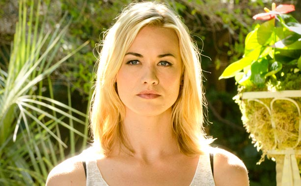 Last TV Role: Chuck Why She's Buzzy: Strahovski leaves the good-hearted Agent Sarah Walker behind to play Hannah McKay, a woman with a dark past…