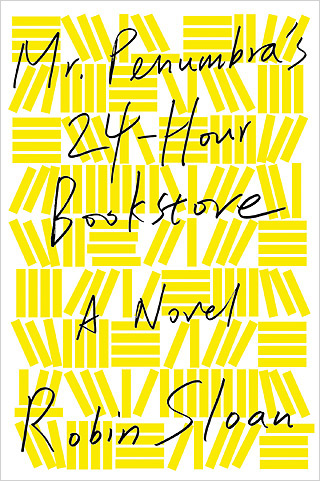 LITERARY ADVENTURE Sloan explores the quest for permanence in an unstable digital age