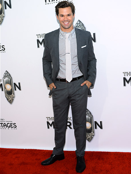 The New Normal's Andrew Rannells