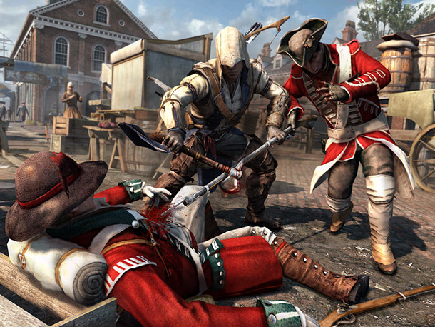 After stalking through the Third Crusade and parkouring across Renaissance Italy, hero Desmond Miles is coming to America. In Creed III , he inhabits a…
