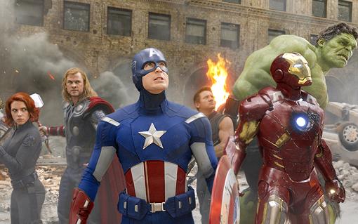 Avengers Assembled