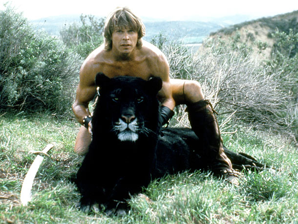 The Beastmaster | ''The clans in my movie all had animal styles, and I needed animal costumes for them. Like the wolf clan, it's written into the script…
