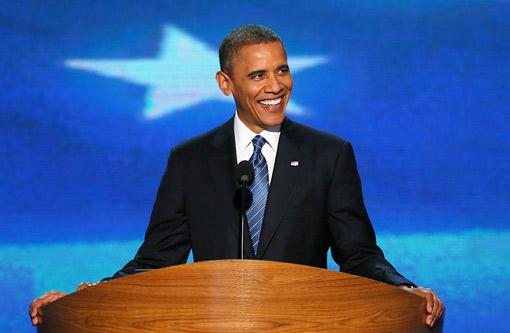 Dnc Barack Obama