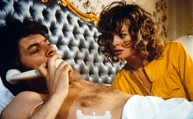 Don't Look Now | Played by: Donald Sutherland and Julie Christie Sutherland and Christie's ''Did they or didn't they?'' love-making scene sparked controversy for its realism. Less realistic? The…