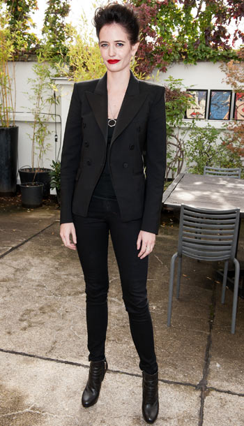 Eva Green at the Montblanc Masters for Meisterstuck L'Aubrac collection launch in Paris