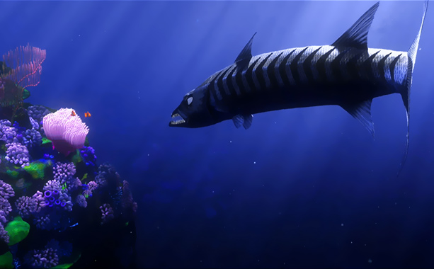 Finding Nemo | The death of Nemo's mom was a powerfully sad hit early in a movie full of poignant moments.