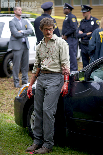 Hugh Dancy as FBI Agent Will Graham
