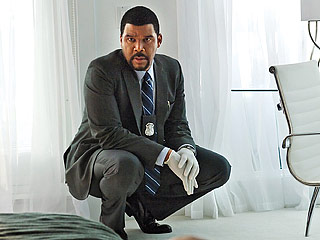 CROSS IS BOSS Comedian Tyler Perry plays an action hero in this thriller
