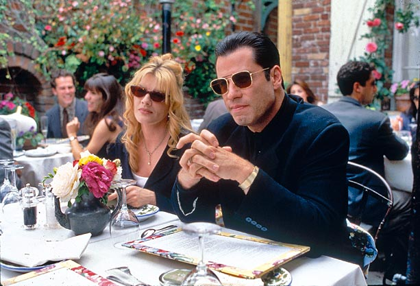Mobster Chili Palmer (John Travolta) goes to Tinseltown to collect a debt and ends up pitching his life story as a movie. Turns out working…
