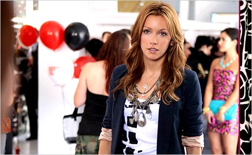 Gossip Girl Katie Cassidy 2