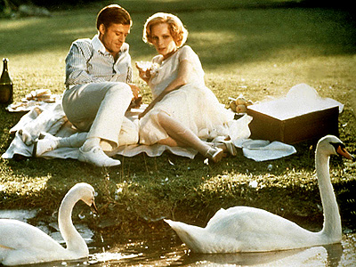 Mia Farrow, Robert Redford, ... | Look at the talent involved: Robert Redford and Mia Farrow as the leads, a script by Francis Ford Coppola, and clothes by Ralph Lauren. So…