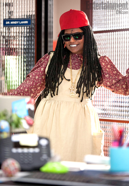 The Mindy Project (10/30): Mindy Kaling as Lil Wayne on the Prairie