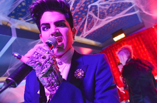 Guest star Adam Lambert