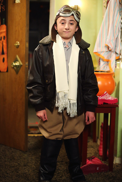 The Middle (10/24): Atticus Shaffer as a pilot