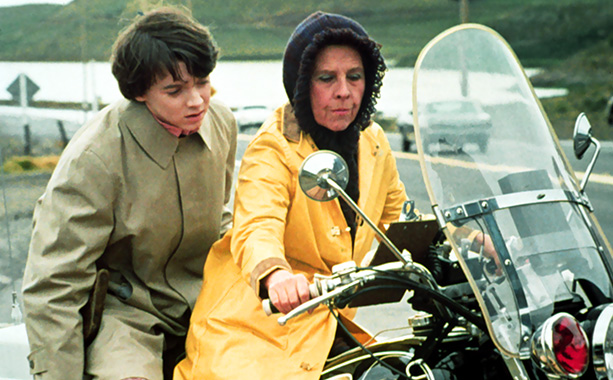 Harold and Maude | Somehow this dark comedy manages to make a May-December romance between a 79-year-old eccentric (Gordon) and a death-obsessed man many decades her junior (Bud Cort)…