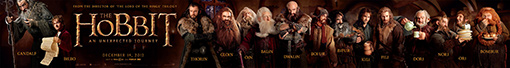 Hobbit An Unexpected Journey Characters