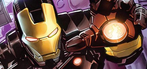 Iron Man 01 COVER