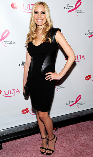 Kristin Cavallari at the ULTA Beauty: Donate With A Kiss launch in New York City