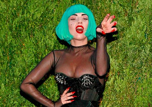 Lady Gaga Mm