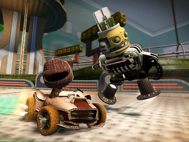 It may be a Mario Kart clone, but LittleBigPlanet Karting hopes to distinguish itself with a focus on the series' ''play, create, share'' ethos. Players…