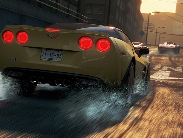 You got Burnout in my Need for Speed ! Most Wanted is going open world, and much like developer Criterion's Burnout Paradise , it presents…