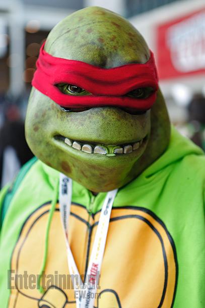 Raphael of TMNT