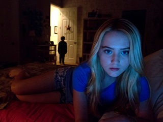IN THE SPIRIT? Paranormal Activity 4 will look pretty familiar to fans, but the scares aren't quite there