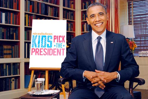 President Obama Nick News