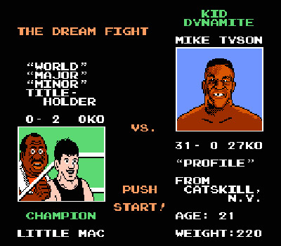 The Story: Plucky upstart Little Mac fights a series of eccentric boxers (King Hippo! That tiger guy!) on his way to a face-off with the…