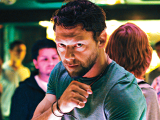 PUSH IT REAL GOOD Richard Coyle plays the troubled drug dealer in this remake of the 1996 Danish original