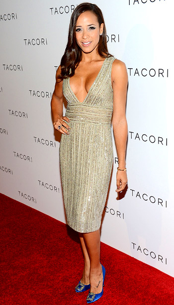 Dania Ramirez at Tacori Productions' 'City Lights' Fall/Winter 2012 collection launch in Los Angeles