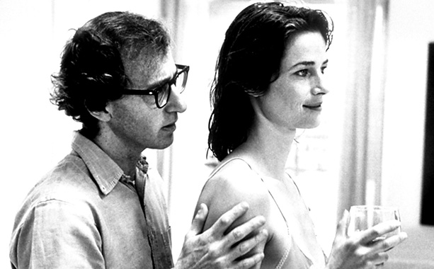Stardust Memories | Played by: Woody Allen and Charlotte Rampling ? Allen is the punchline half of an odd couple in most of his comedies, where aesthetically incompatible…