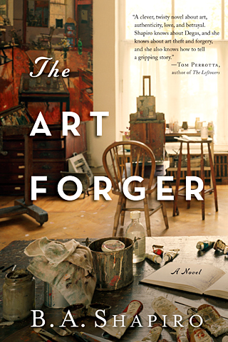 ARTISTIC FREEDOM At times rushed, the plot revolves around an art scheme gone awry