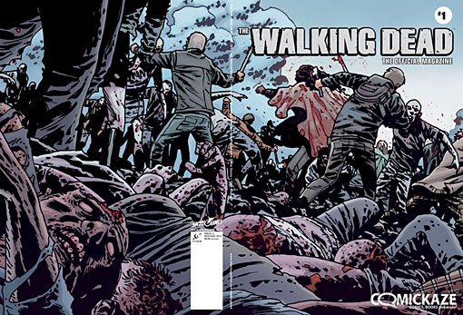 The Walking Dead Cover 09