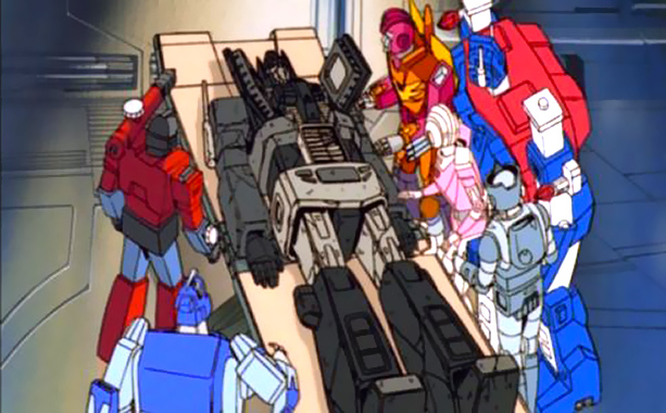 The Transformers: The Movie | ''Do not grieve, soon I shall be one with the Matrix.'' If you are a child of the '80s, those words resonate. If all you…
