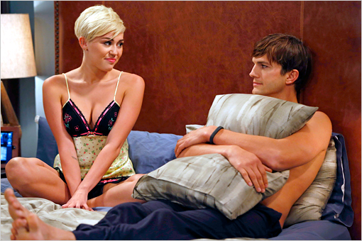 Two And A Half Men Miley Cyrus