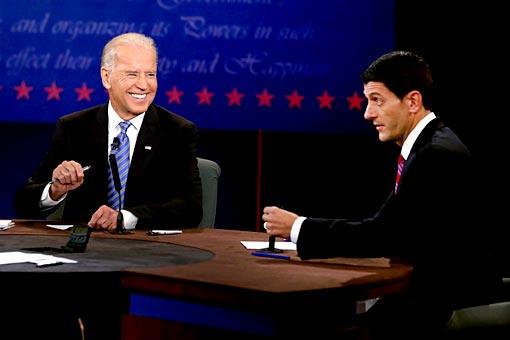 Vp Debate Biden Ryan